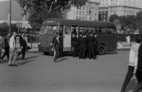 Polizeibus in London kurka/Timeline Images