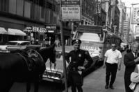 Polizist in Manhattan, 1967 Hermann Schröer/Timeline Images