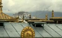 Potala-Palast in Lhasa in Tibet, 1986 RalphH/Timeline Images