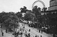 Prater in Wien, 1917 Timeline Classics/Timeline Images
