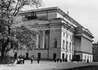 Puschkin Staatstheater in Leningrad, 1939 Timeline Classics/Timeline Images