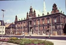 Rathaus in Malmö, 1963 Czychowski/Timeline Images
