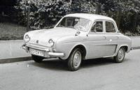 Renault Dauphine Syncro_0/Timeline Images