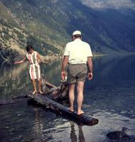 Riesachsee, 1966 Juergen/Timeline Images