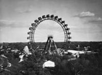 Riesenrad im Prater in Wien, 1938 Timeline Classics/Timeline Images