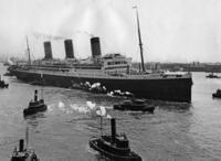 "RMS ""Majestic"", ca. 1925 Timeline Classics/Timeline Images"