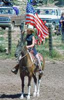 Rodeo in Grants in New Mexico in den USA, 1973 Raigro/Timeline Images