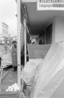 Roma-Demonstration an der Aachener Grenze, 1990 fraenkie/Timeline Images