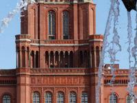 Rotes Rathaus in Berlin, 2015 Juergen/Timeline Images