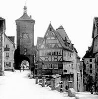Rothenburg, 1906 Ochsenfurt/Timeline Images