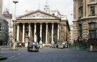Royal Exchange in London, 1976 Lanninger/Timeline Images
