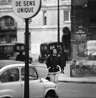 Rue Mazarine im Quartier Latin in Paris, 1967 Juergen/Timeline Images