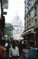 Sacré Coeur in Paris, 1959 HRath/Timeline Images