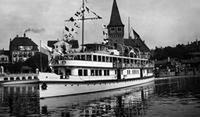 Schiff am Bodensee bei Bregenz, 1929 Timeline Classics/Timeline Images