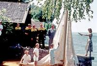 Schiffstaufe am Starnberger See, 1959 Dillo/Timeline Images