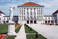 Schloß Nymphenburg in 1987 Raigro/Timeline Images