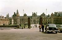 Schloss Fontainebleau, 1954 Dillo/Timeline Images