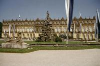 Schloss Herrenchiemsee, um 1960 HRath/Timeline Images