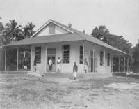 Schule in Malifa auf Samoa, 1910 Timeline Classics/Timeline Images