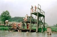 Schwimmkurs, 1955 Dillo/Timeline Images