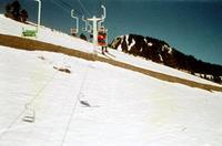 Sessellift in Tirol, 1957 Dillo/Timeline Images