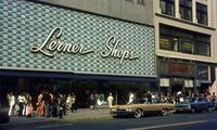 Shopping Mall in New York, 1973 Jürgen Wagner/Timeline Images
