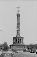 Siegessäule in Berlin Tiergarten Winter/Timeline Images