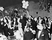Silvesterball im 'El Morocco' in New York, 1936 Timeline Classics/Timeline Images