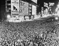 Silvesterfeier in New York, 1936 Timeline Classics/Timeline Images