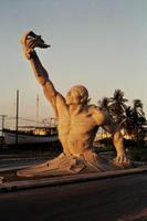 Skulptur in Campeche, 1975 Czychowski/Timeline Images