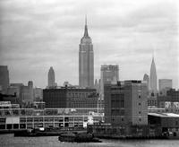 Skyline in New York, 1962 Juergen/Timeline Images
