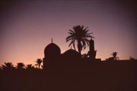 Sonnenuntergang in Baghdad, 1964 Czychowski/Timeline Images