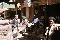 Souk in Thulla, 1980 Czychowski/Timeline Images