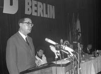 SPD-Parteitag in Berlin, 1967 Juergen/Timeline Images
