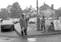 SPD-Wahlkampf in Celle, 1978 Jürgen Wagner/Timeline Images