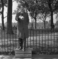 Speakers' Corner im Hyde Park in London, 1964 Jürgen Wagner/Timeline Images