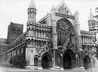 St. Alban's Cathedral, 1936 Timeline Classics/Timeline Images