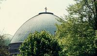 St. Hedwigs-Kathedrale in Berlin, 1976 Juergen/Timeline Images