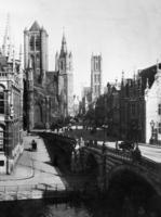 St. Niklaus Kirche in Gent Timeline Classics/Timeline Images