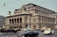 Staatsoper in Wien, 1964 Czychowski/Timeline Images