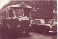 Stadtbus in Paris, 1959 Ilka Franz/Timeline Images