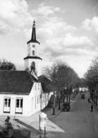 Stadtkirche St. Andreas in Teltow, ca. 1930er Jahre Timeline Classics/Timeline Images
