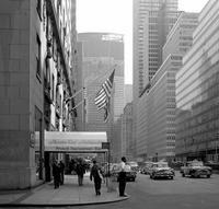Straße in New York, 1962 Juergen/Timeline Images