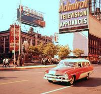 Straße in New York City, 1962 Juergen/Timeline Images