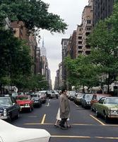 Straße in New York City, 1973 Juergen/Timeline Images