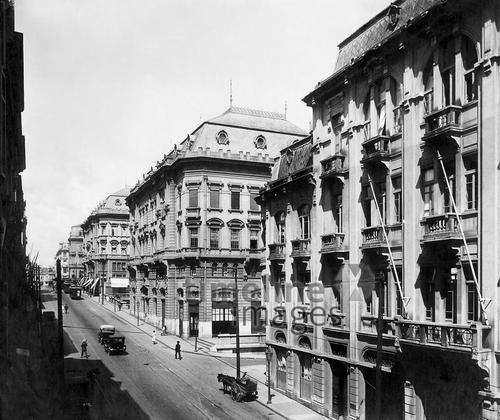 Straße in Sao Paulo, 1930 Timeline Classics/Timeline Images