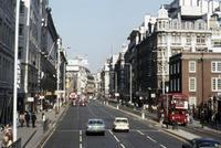 Straßenszene in London, 1976 Lanninger/Timeline Images