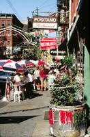 Straßenszenen in Little Italy in New York, 1992 Raigro/Timeline Images