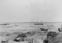 Strand von Lourenco Marques in Mosambik, um 1900 Timeline Classics/Timeline Images