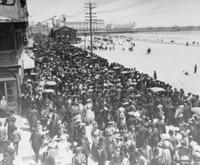 Strandpromenade in Jersey City, 1906 Timeline Classics/Timeline Images